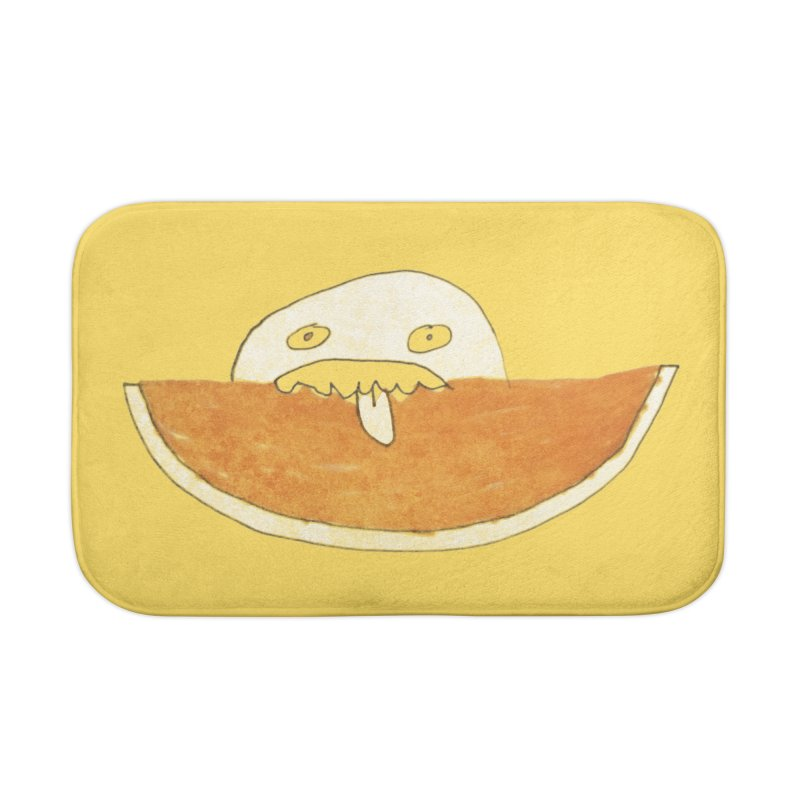 Every night I dream of Cantalouuuu Home Bath Mat by Chaudaille