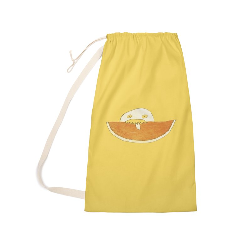 Every night I dream of Cantalouuuu Accessories Laundry Bag Bag by Chaudaille