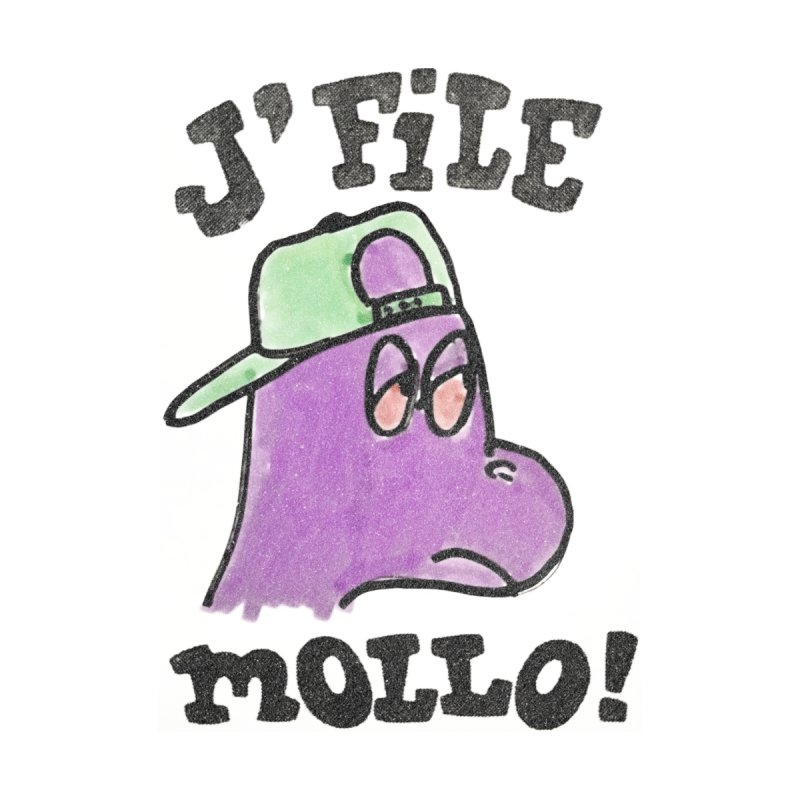 J'file mollo Home Blanket by Chaudaille