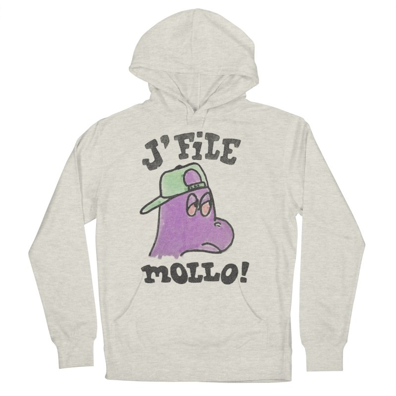 J'file mollo Men's Pullover Hoody by Chaudaille