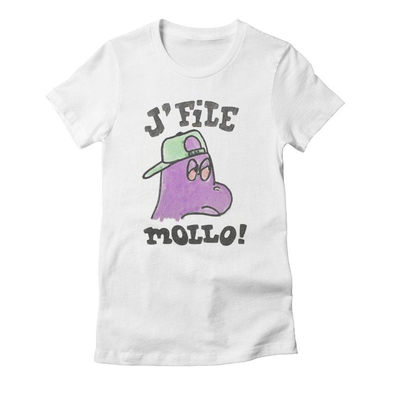 J'file mollo Women's T-Shirt by Chaudaille