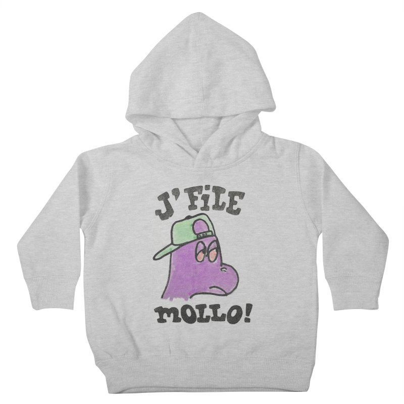 J'file mollo Kids Toddler Pullover Hoody by Chaudaille