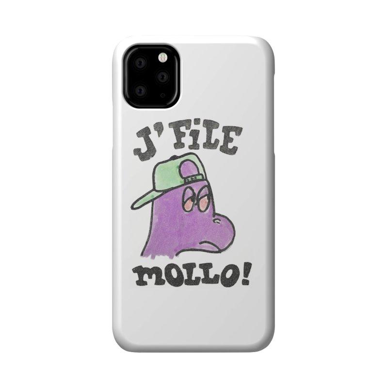 J'file mollo Accessories Phone Case by Chaudaille