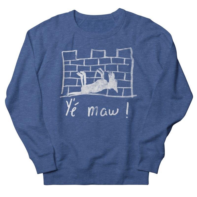 La guerre des tuques Men's Sweatshirt by Chaudaille