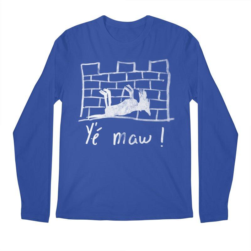 La guerre des tuques Men's Regular Longsleeve T-Shirt by Chaudaille