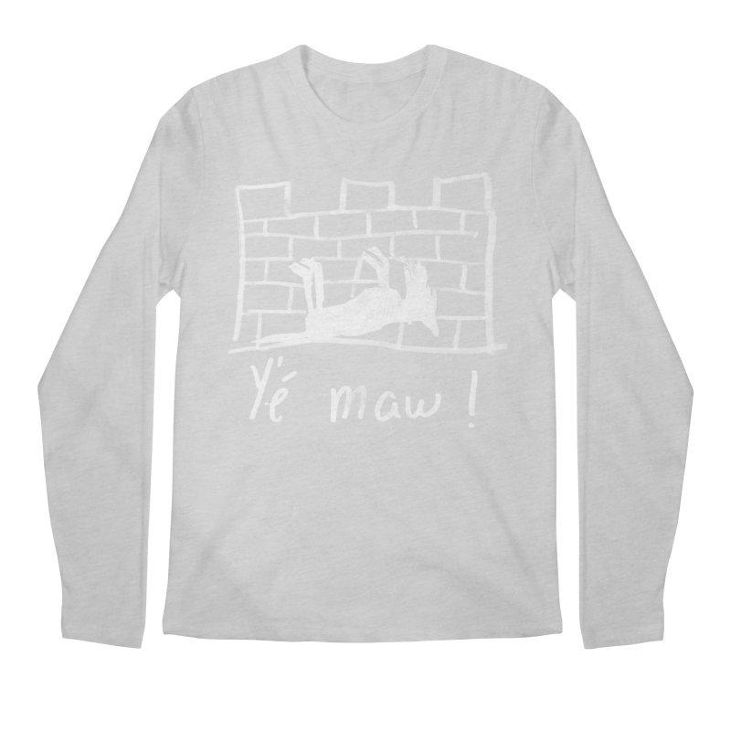 La guerre des tuques Men's Longsleeve T-Shirt by Chaudaille