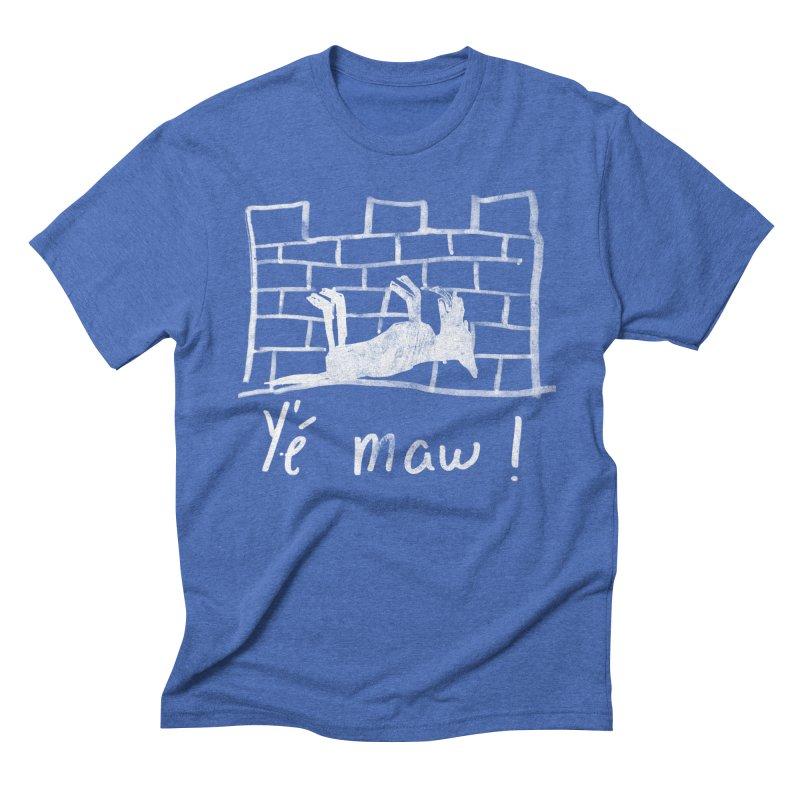 La guerre des tuques Men's Triblend T-Shirt by Chaudaille