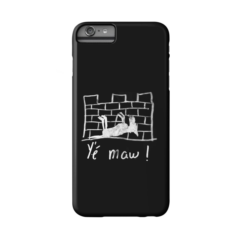 La guerre des tuques Accessories Phone Case by Chaudaille