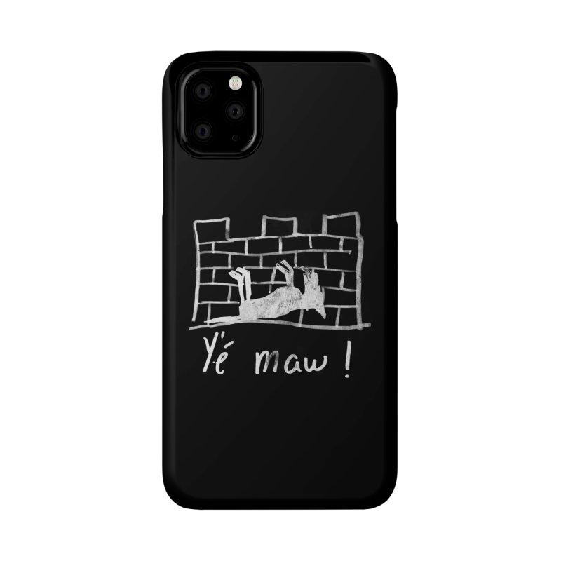 La guerre des tuques Accessories Phone Case by Chaudaille