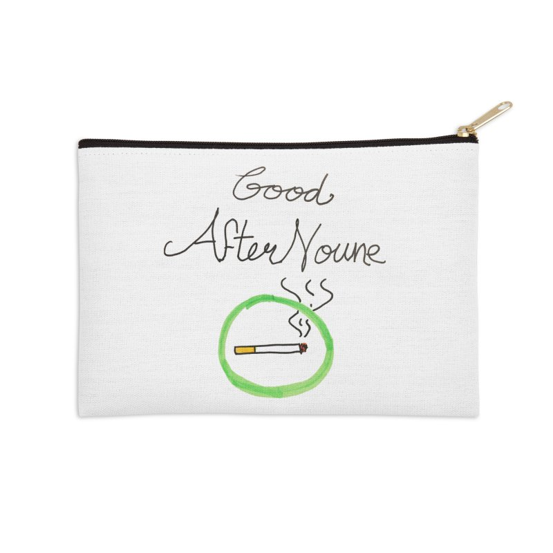 Good After Noune Accessories Zip Pouch by Chaudaille