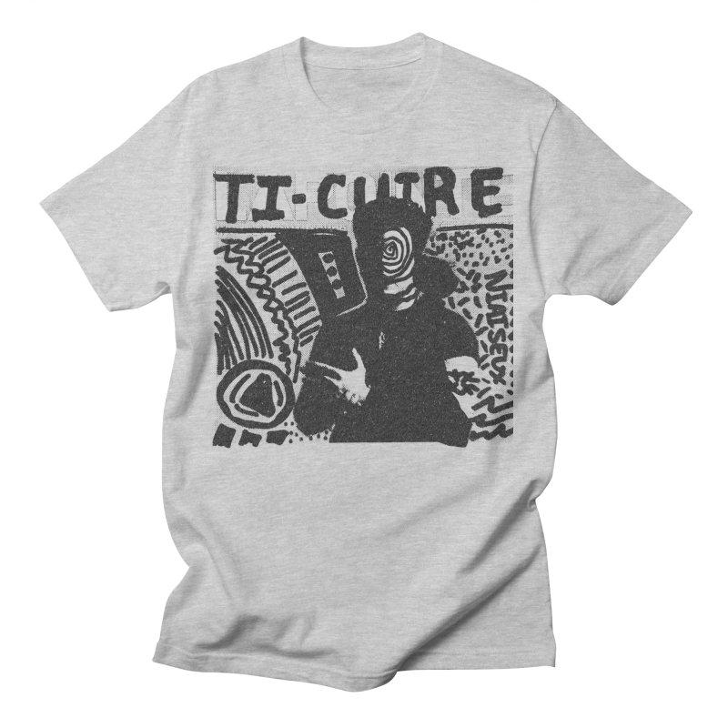 Ti-Cuir Men's T-Shirt by Chaudaille