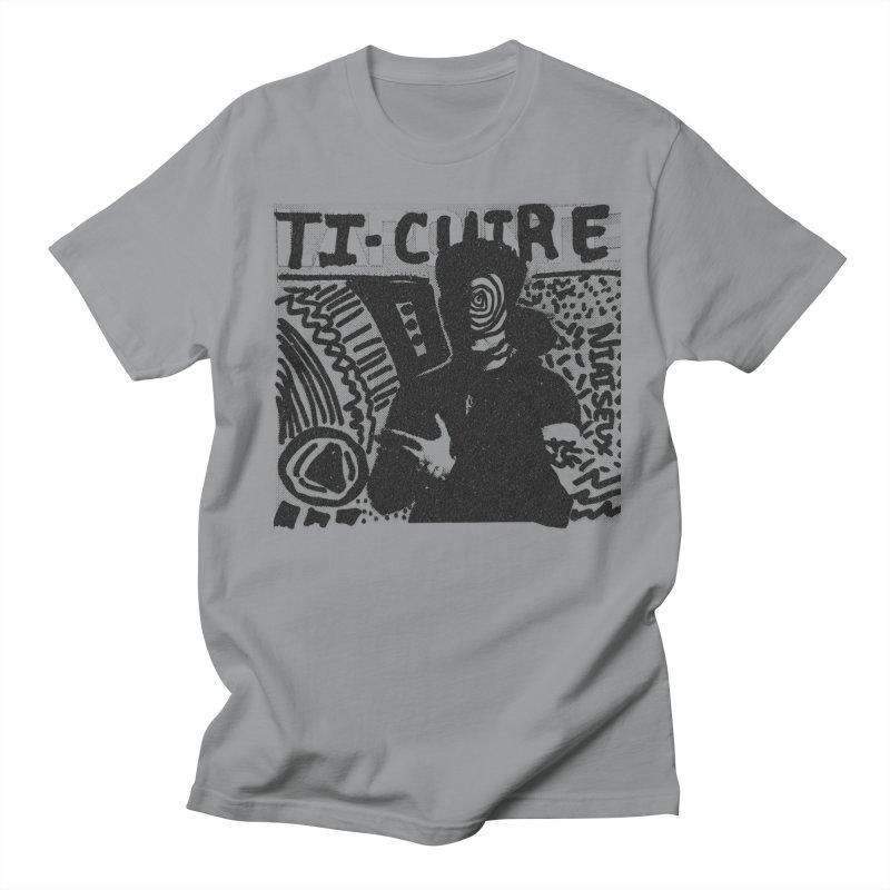 Ti-Cuir Men's Regular T-Shirt by Chaudaille