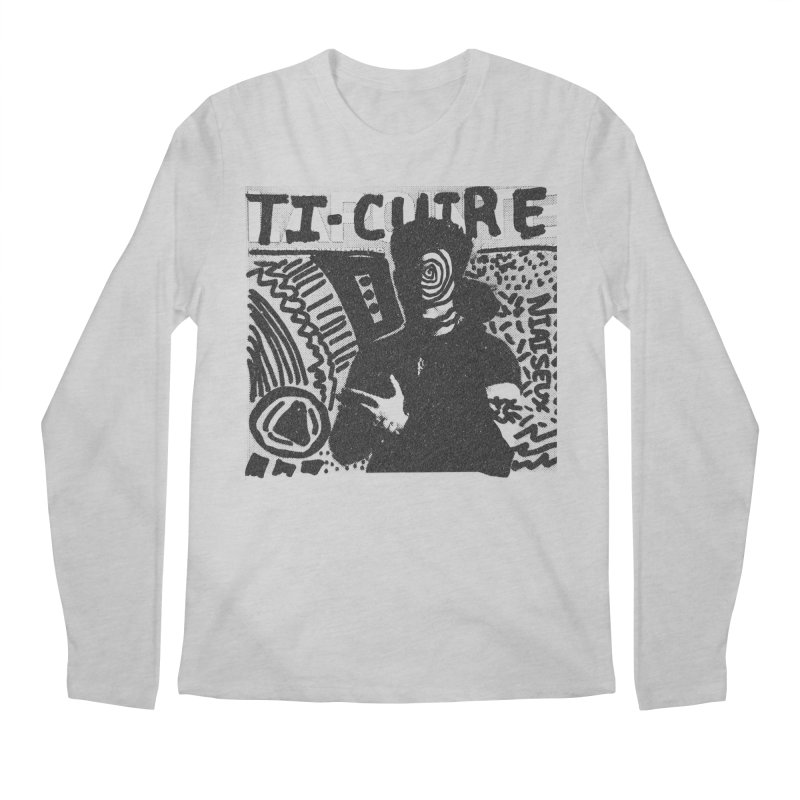 Ti-Cuir Men's Regular Longsleeve T-Shirt by Chaudaille