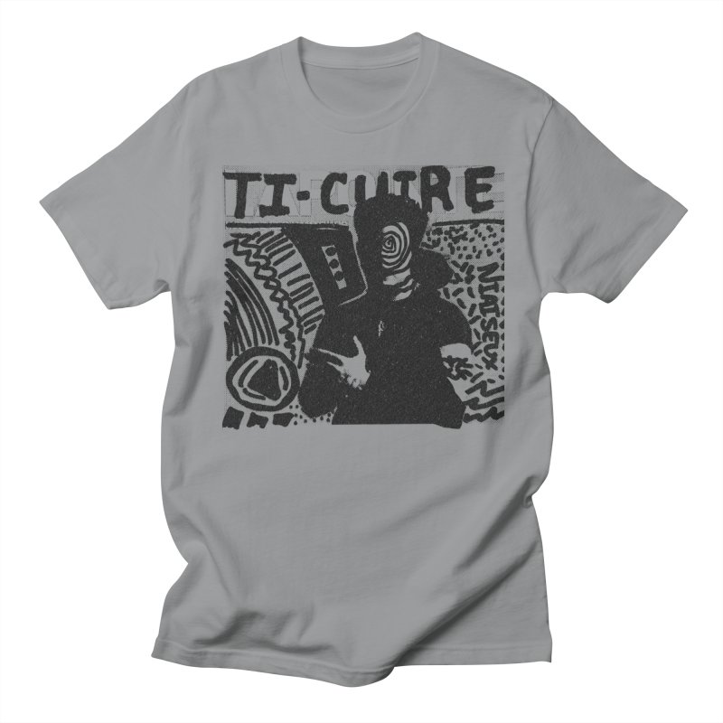 Ti-Cuir Women's Regular Unisex T-Shirt by Chaudaille