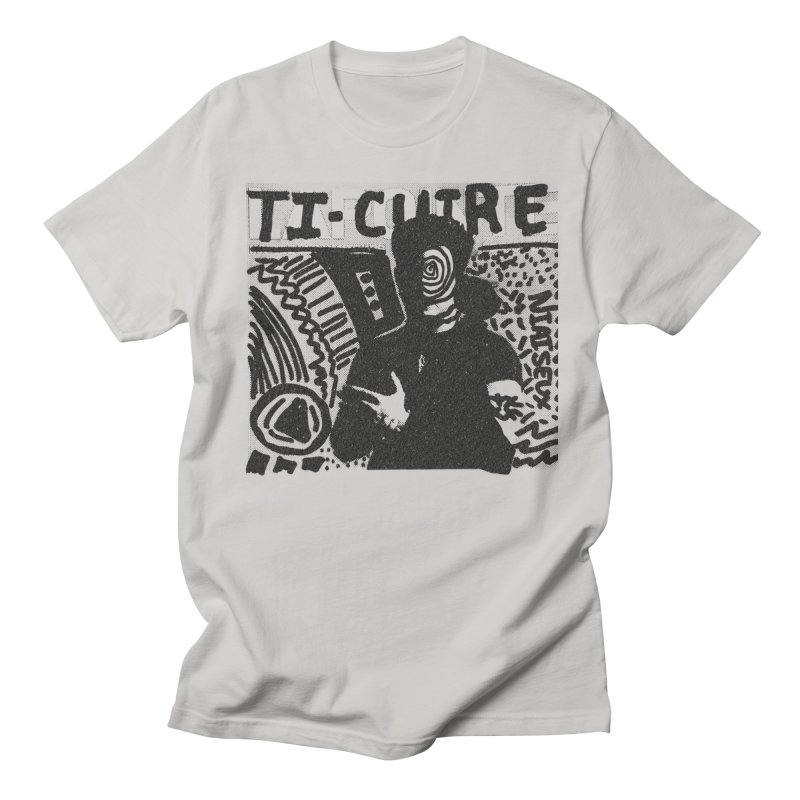 Ti-Cuir Men's T-Shirt by Chaudaille