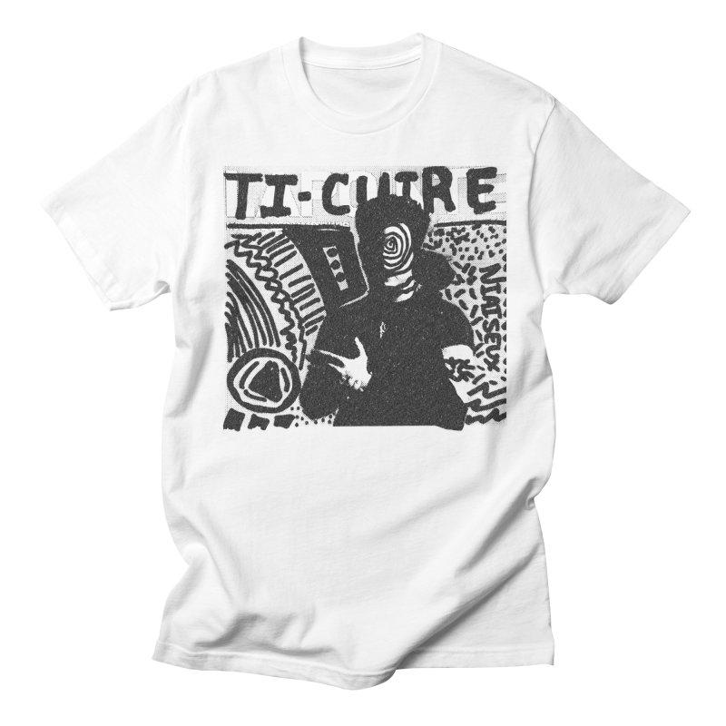 Ti-Cuir Women's Unisex T-Shirt by Chaudaille