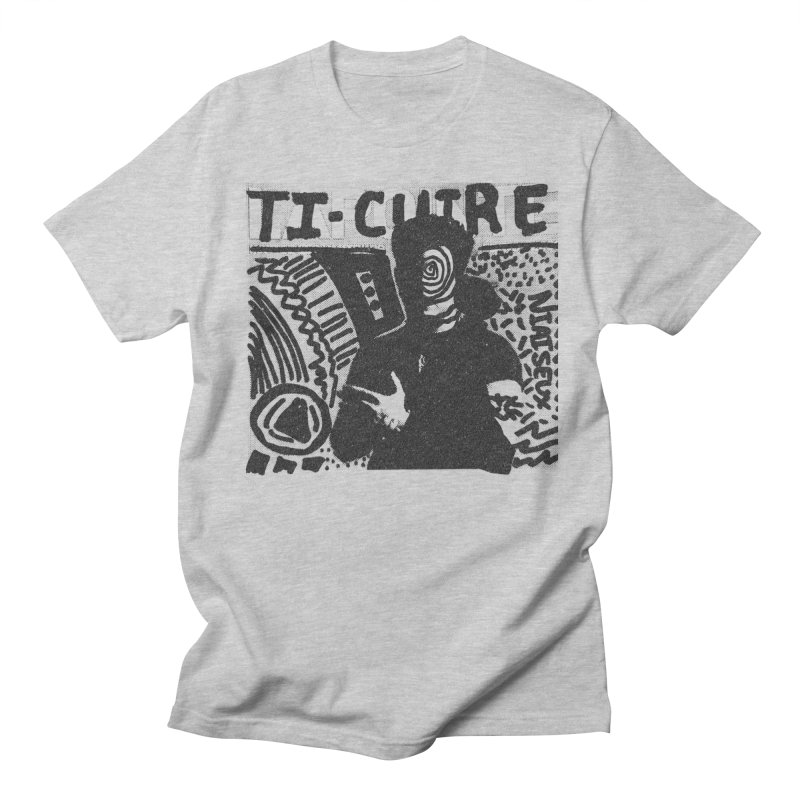 Ti-Cuir Women's Regular Unisex T-Shirt by Chaudaille
