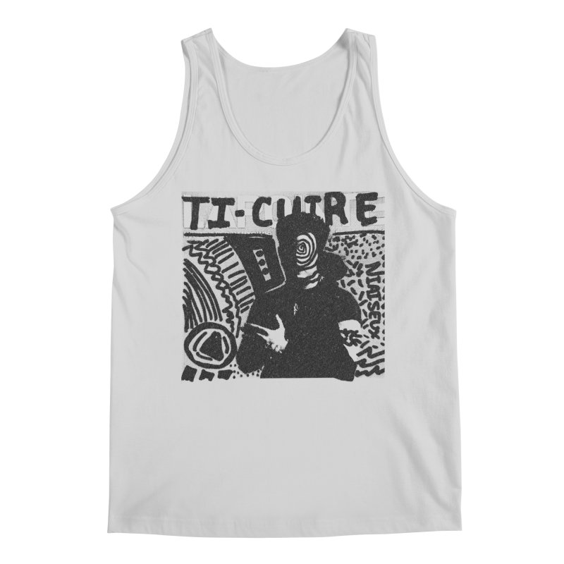 Ti-Cuir Men's Tank by Chaudaille
