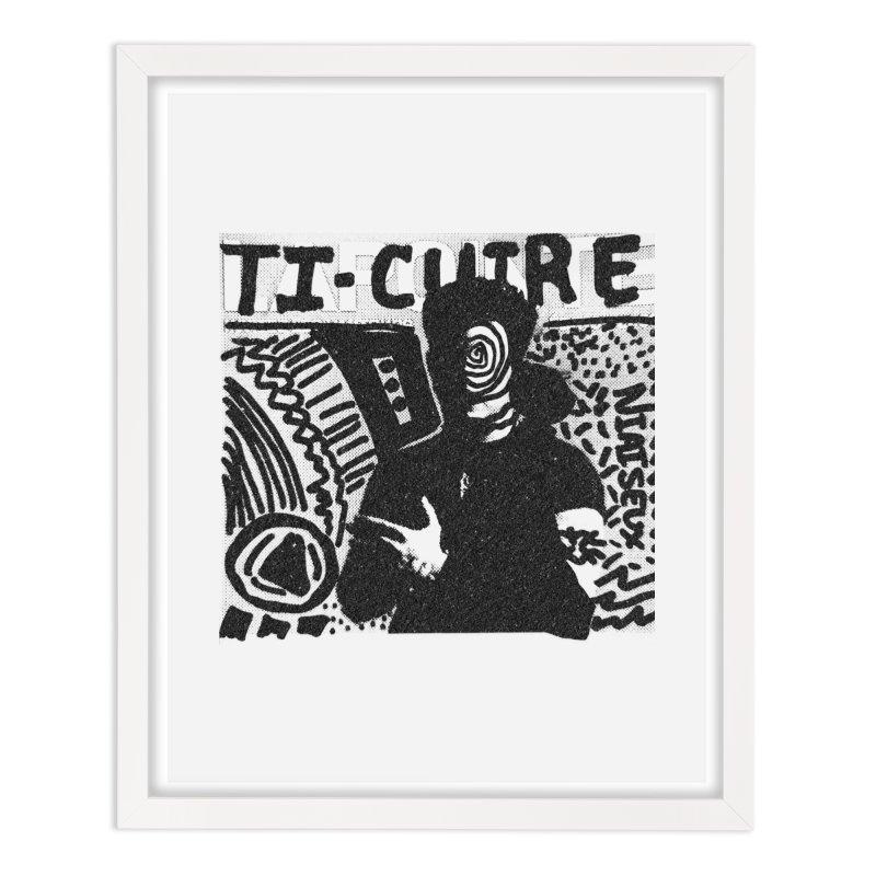 Ti-Cuir Home Framed Fine Art Print by Chaudaille