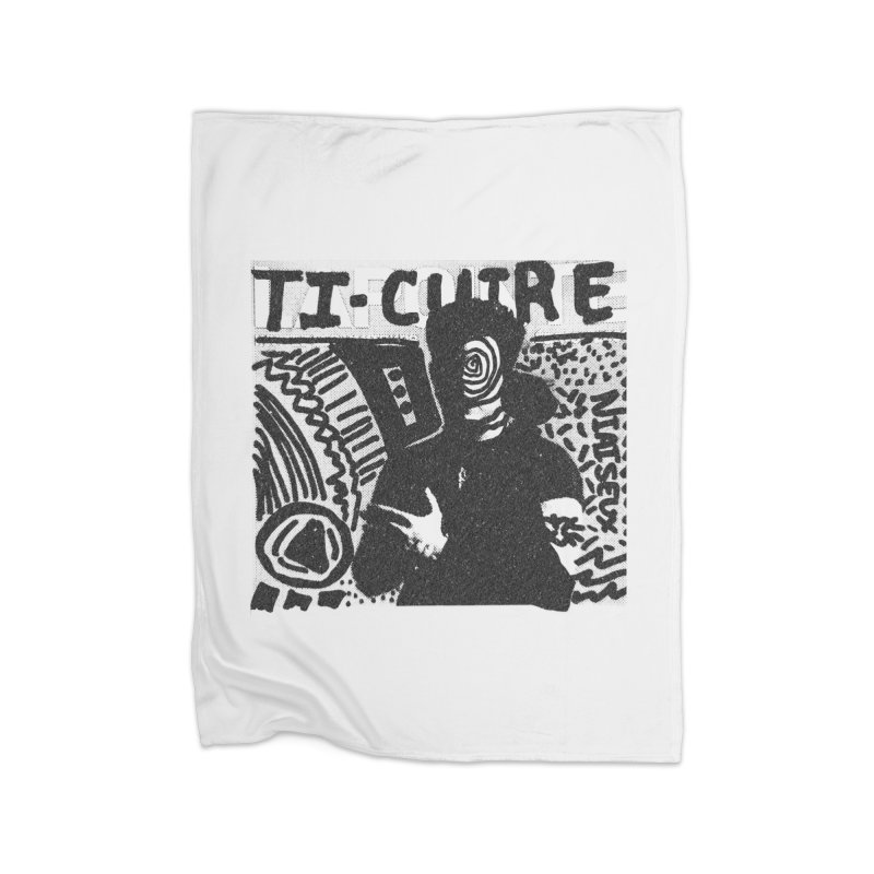 Ti-Cuir Home Blanket by Chaudaille