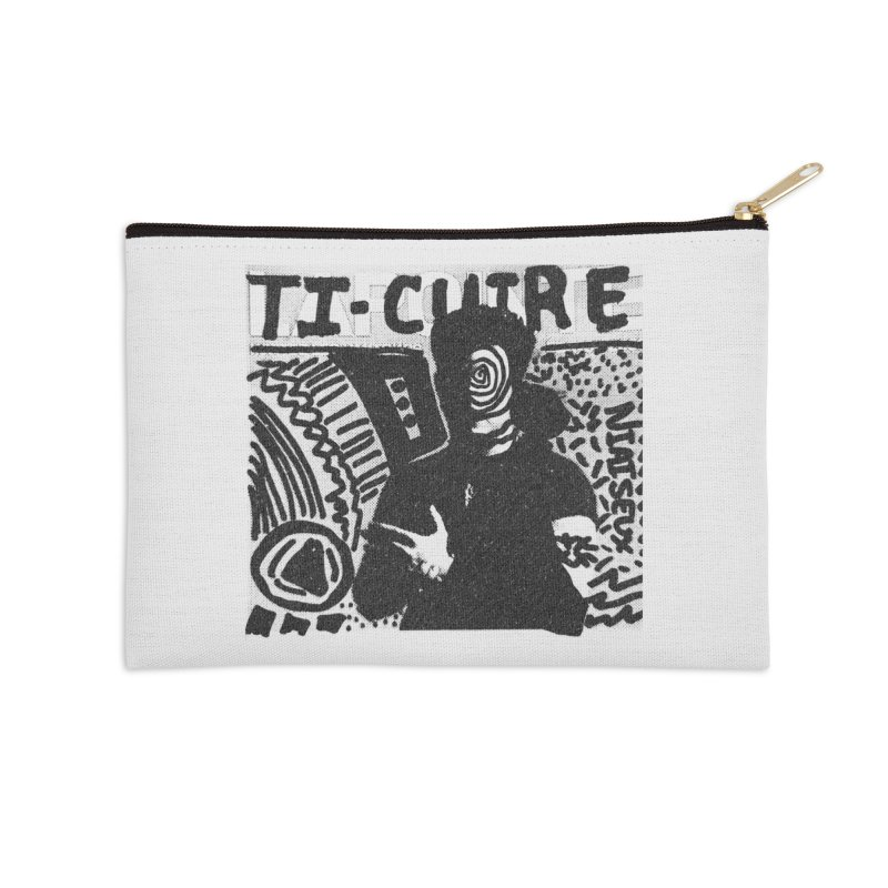 Ti-Cuir Accessories Zip Pouch by Chaudaille