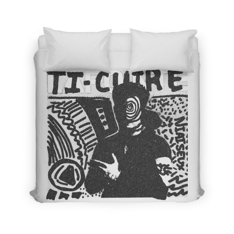 Ti-Cuir Home Duvet by Chaudaille
