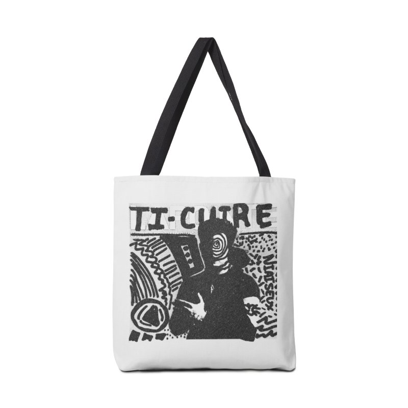 Ti-Cuir Accessories Tote Bag Bag by Chaudaille