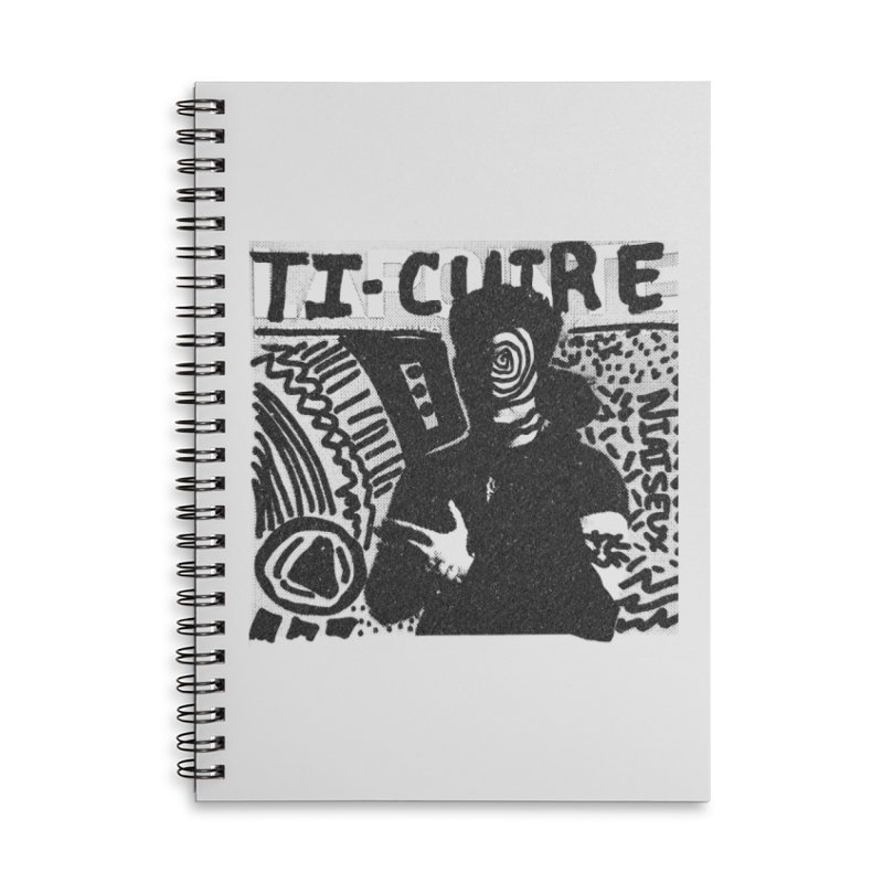 Ti-Cuir Accessories Notebook by Chaudaille
