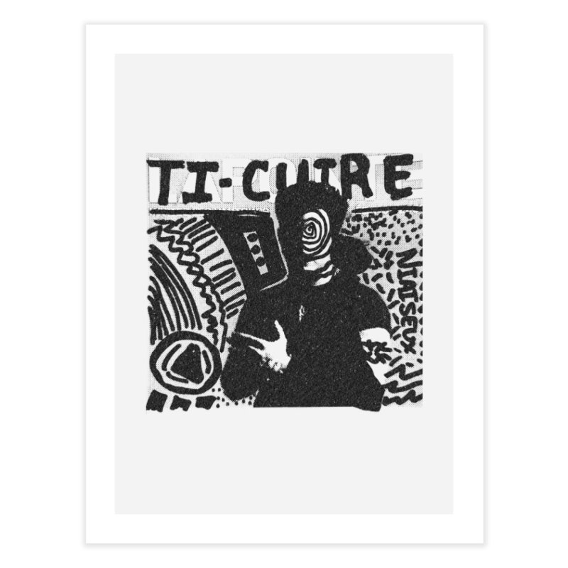 Ti-Cuir Home Fine Art Print by Chaudaille