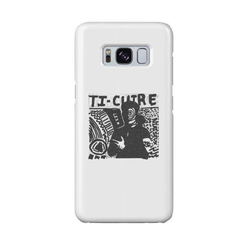 Ti-Cuir Accessories Phone Case by Chaudaille