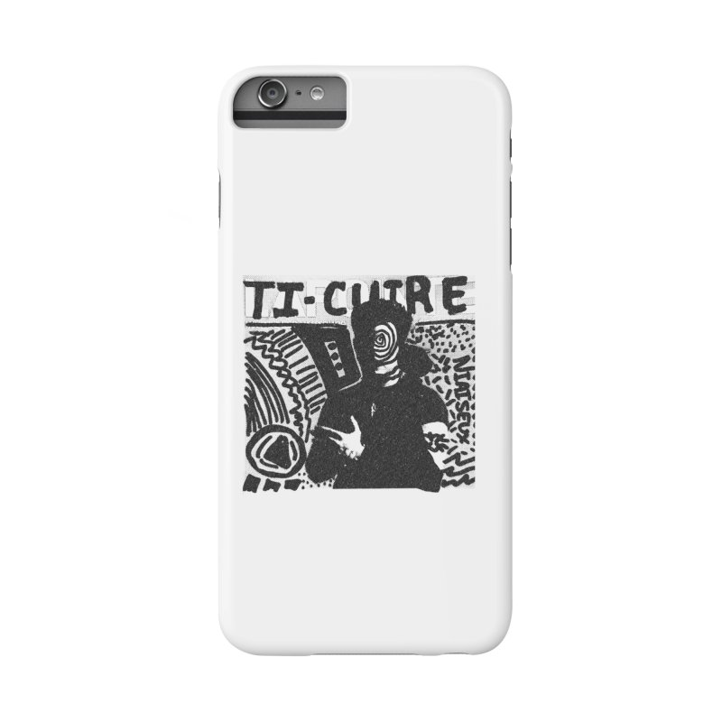 Ti-Cuir Accessories Phone Case by Chaudaille