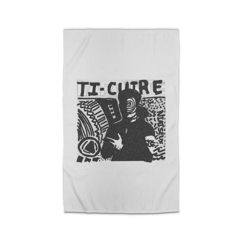 Ti-Cuir Home Rug by Chaudaille