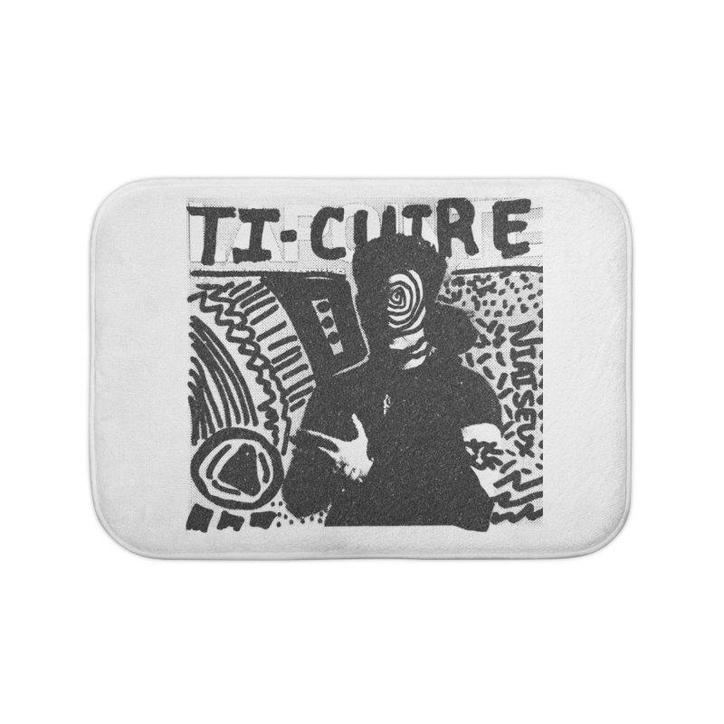 Ti-Cuir Home Bath Mat by Chaudaille