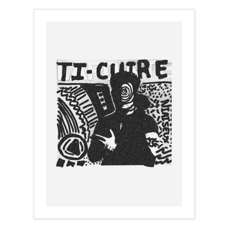 Ti-Cuir Home Fine Art Print by Chaudaille