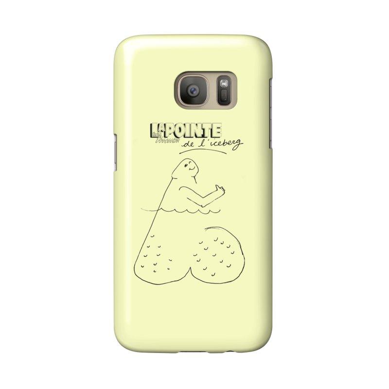 Lapointe de l'iceberg Accessories Phone Case by Chaudaille