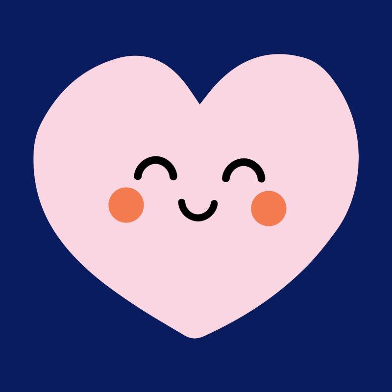 Kawaii Heart Accessories Face Mask by cheekimori's Artist Shop