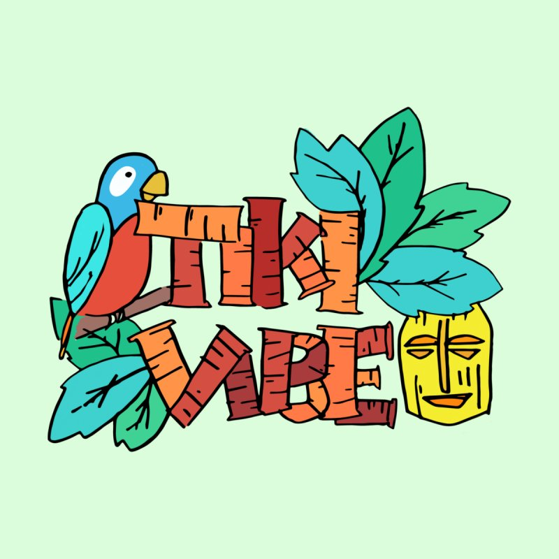 Tiki Vibe by Cheery Human Studios