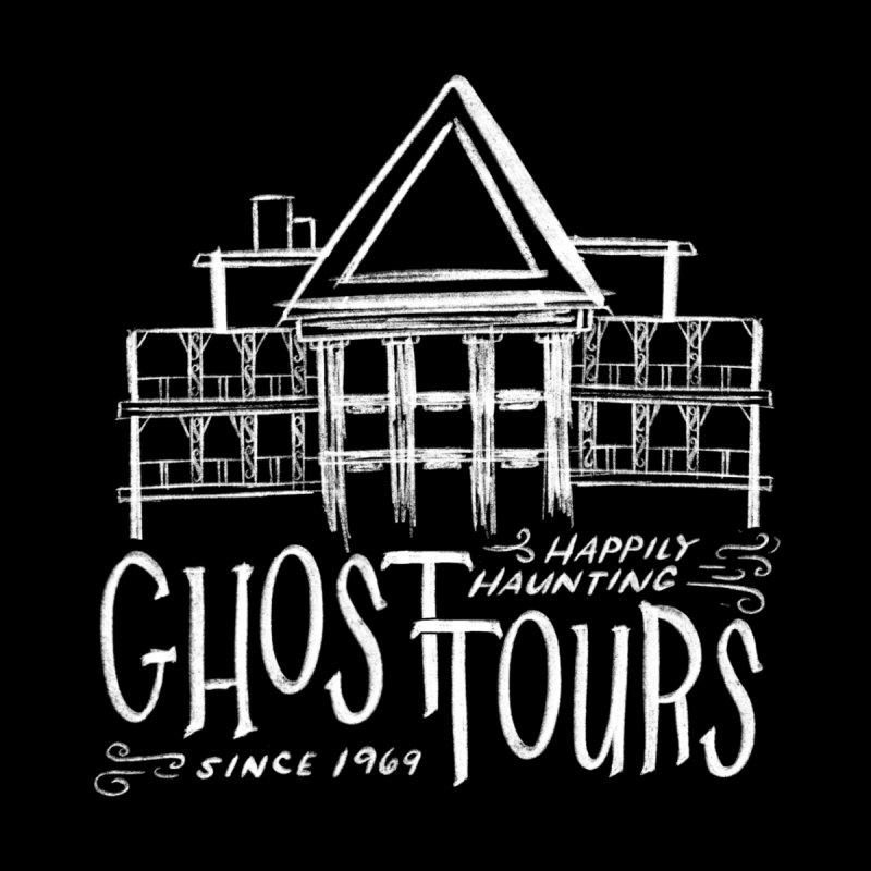 Ghost Tours - Happily Haunting by Cheery Human Studios