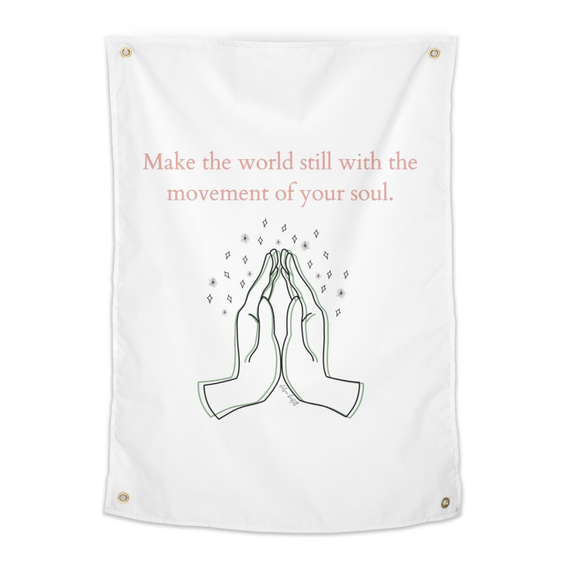 Soul Movement Home Tapestry by The Emotional Archeologist