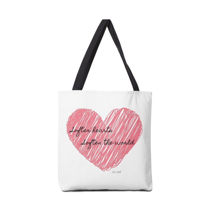 Softer Hearts Accessories Tote Bag Bag by The Emotional Archeologist