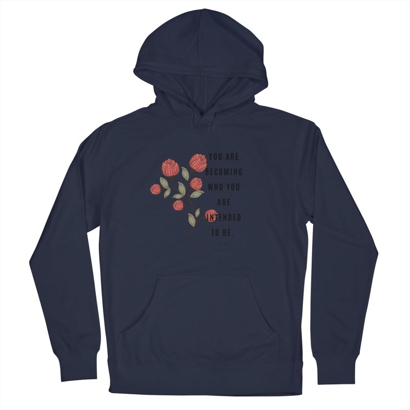 Becoming Men's Pullover Hoody by The Emotional Archeologist
