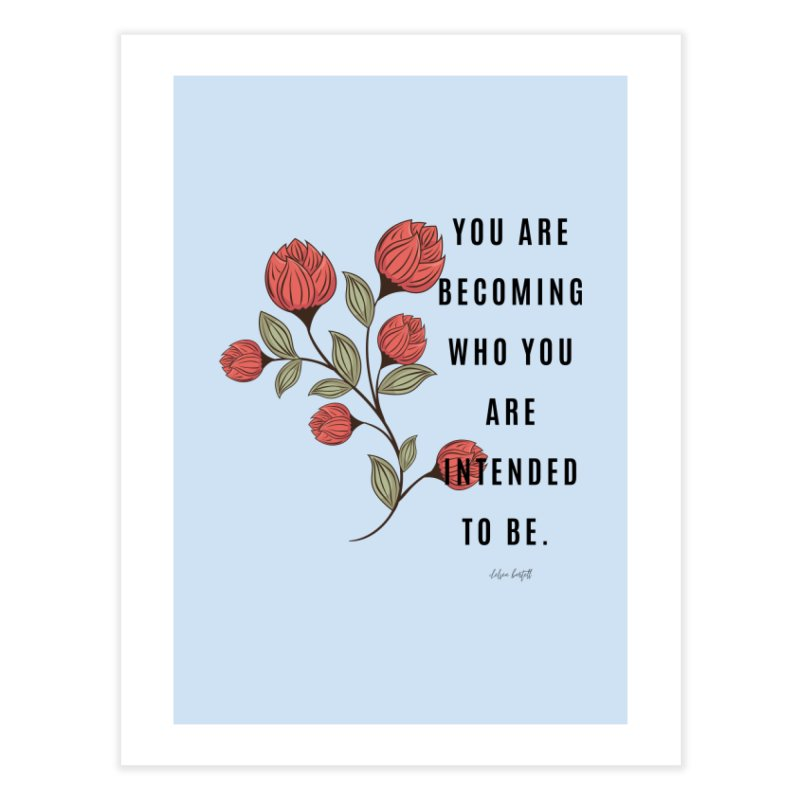 Becoming Home Fine Art Print by The Emotional Archeologist