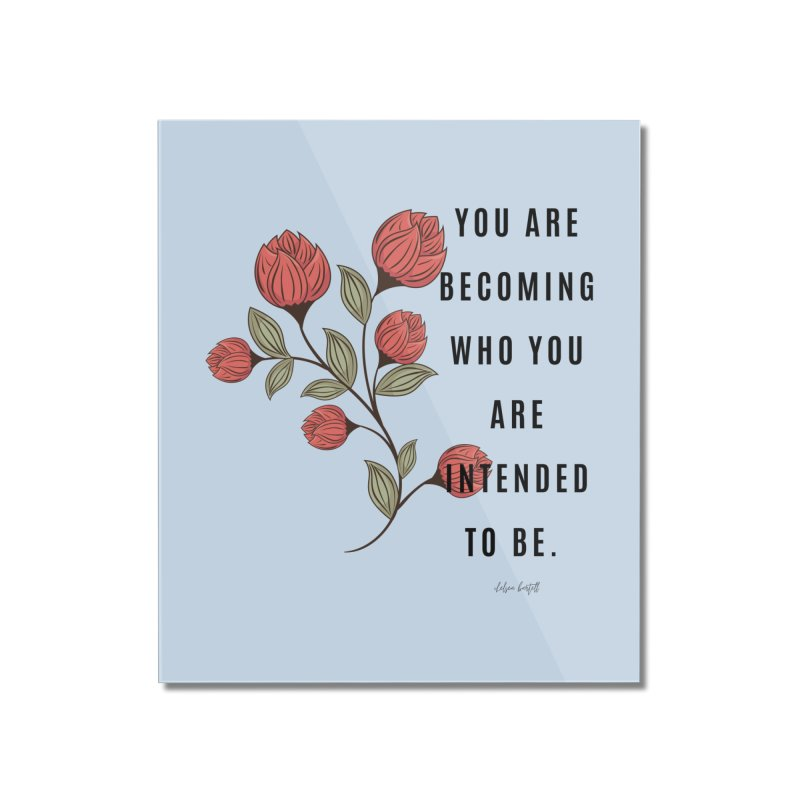 Becoming Home Mounted Acrylic Print by The Emotional Archeologist