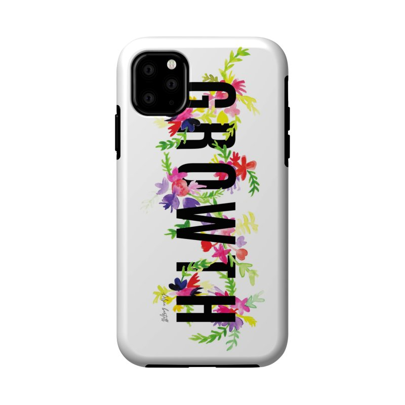 Growth in iPhone 11 Phone Case Tough by The Emotional Archeologist