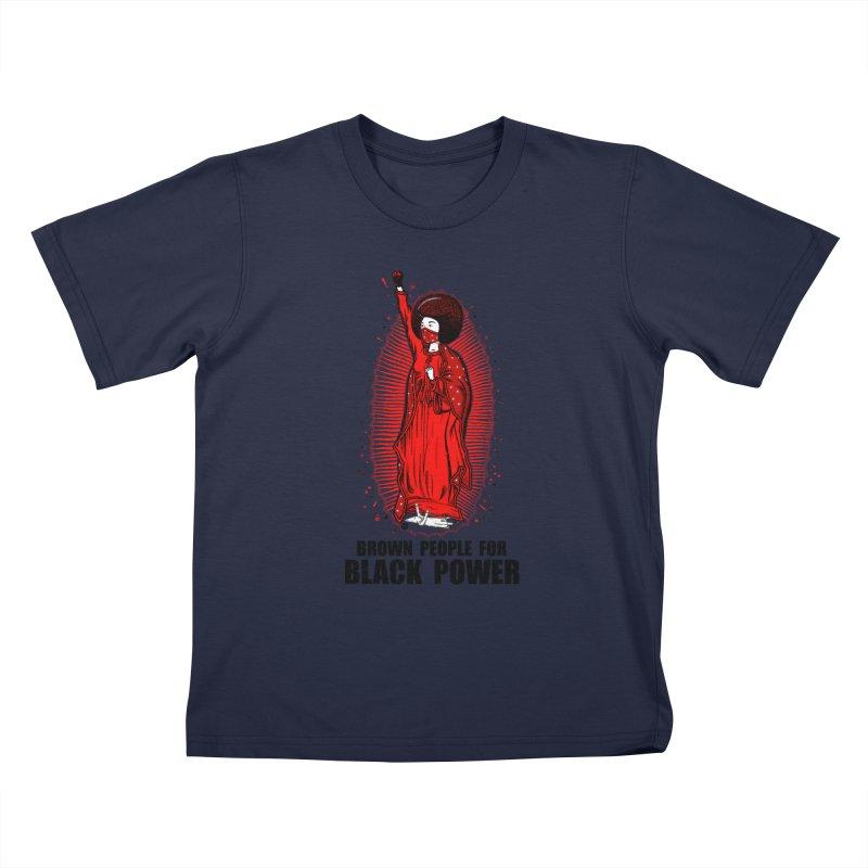 Solidaridad-7 Kids T-Shirt by CHema Skandal!
