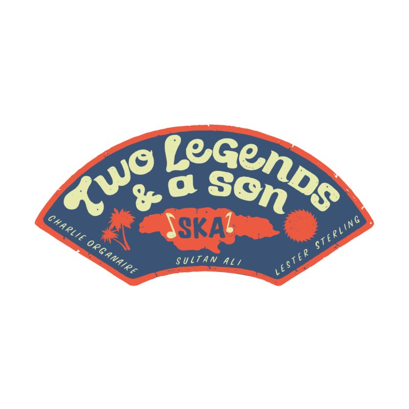 Two Legends & A Son by chemaskandal's Artist Shop