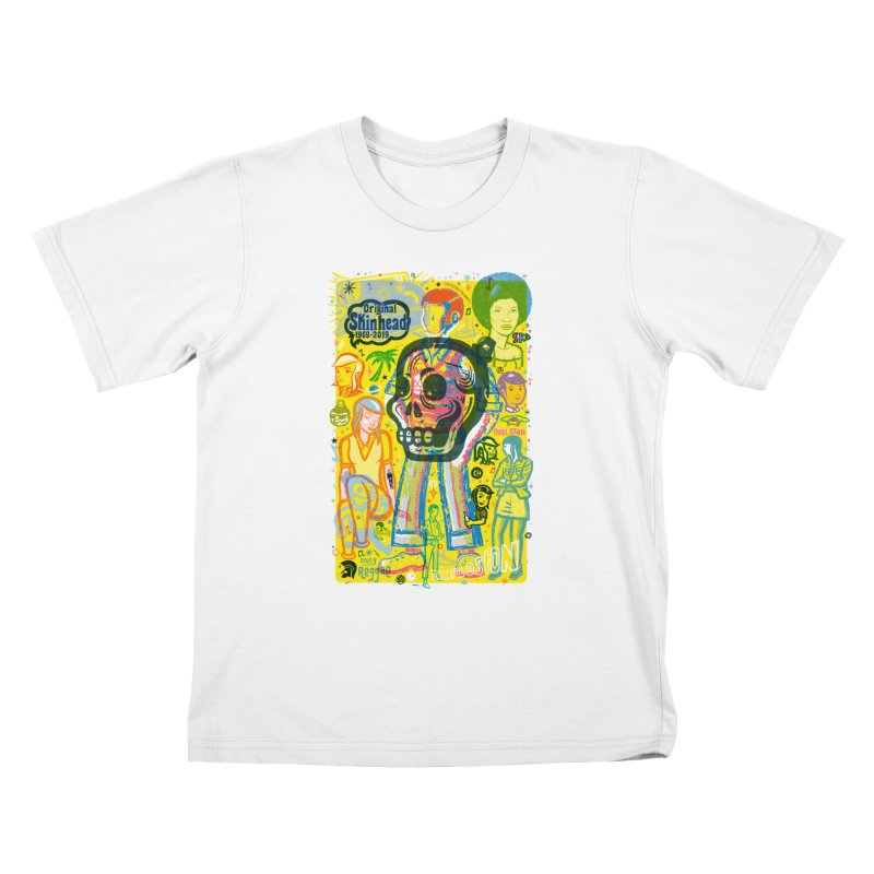 Spirit of 69 - LIMITED TIME EDITION Kids T-Shirt by CHema Skandal!