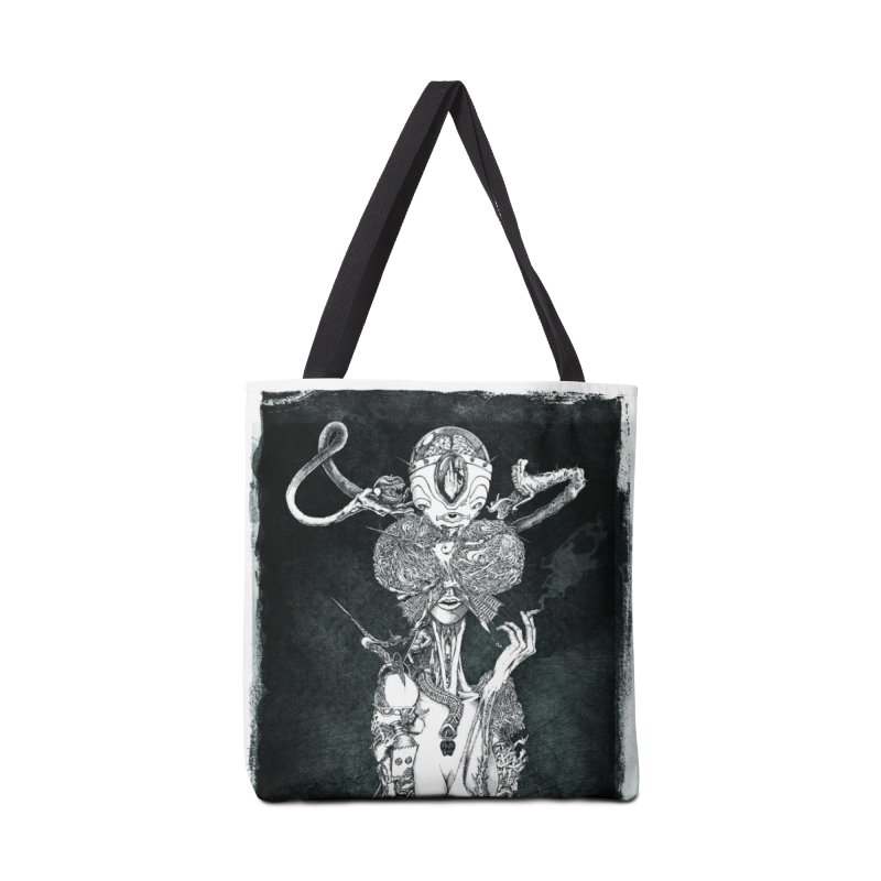 Eva Accessories Bag by CANNIBAL OUTFITTERS by Chepita Ouyeah!