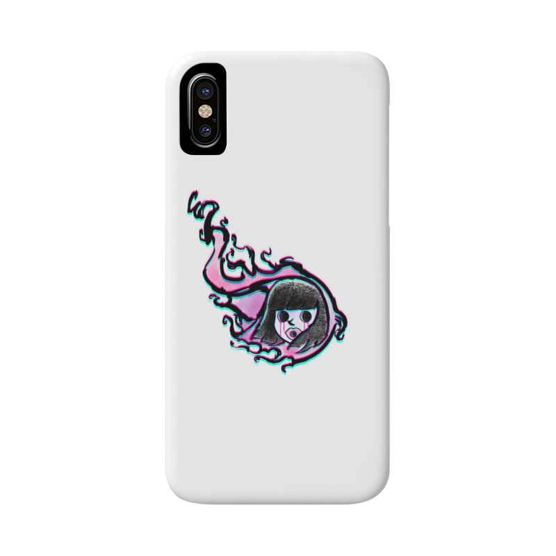 La Dead Mona Accessories Phone Case by CANNIBAL OUTFITTERS by Chepita Ouyeah!