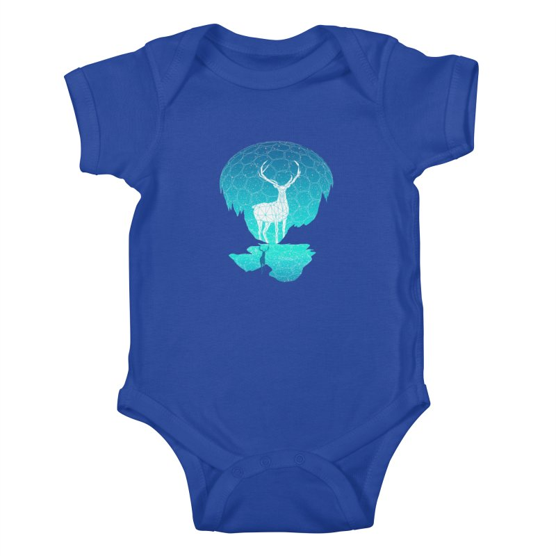 I See You Kids Baby Bodysuit by cherished